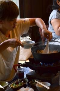 涼しいとお鍋が美味しいですよね!