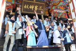 秩父観光なびより:三峯神社のごもっともさま